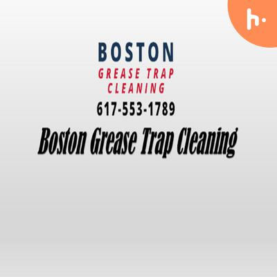 Boston Grease Trap Cleaning