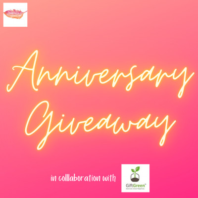 Special Episode: Anniversary Giveaway