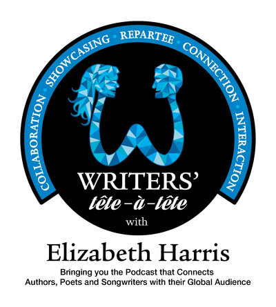 Writers' Tête–à–tête with Elizabeth Harris