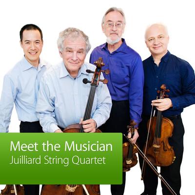 Special Event: Juilliard String Quartet