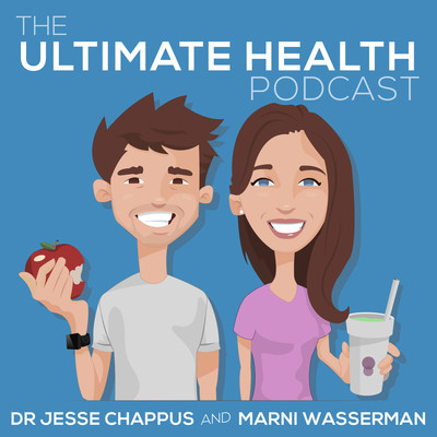 The Ultimate Health Podcast: Lifestyle, Nutrition, Fitness, & Self-Help