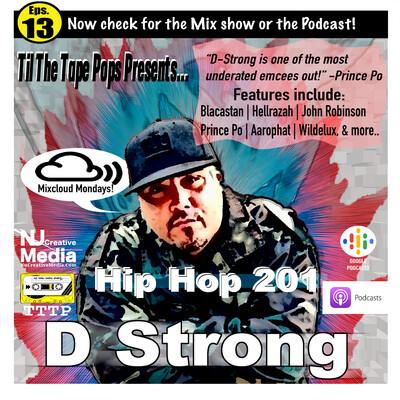 Til The Tape Pops Podcast | HipHop 201