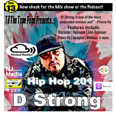 Til The Tape Pops Podcast   HipHop 201