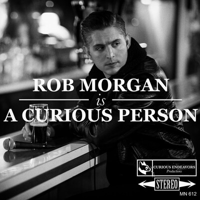Rob Morgan Is A Curious Person