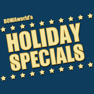 BOWAworld Holiday Specials | Video Podcasts