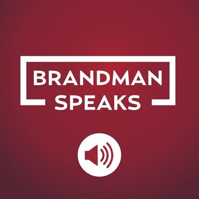 Brandman Speaks