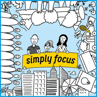 SIMPLY FOCUS Podcast: The Good Life Approach - Your weekly podcast with the little extra Solution Focus for your daily life!