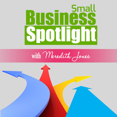 Small Business Spotlight with Meredith Jones
