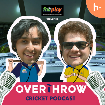 Overthrow Cricket Podcast
