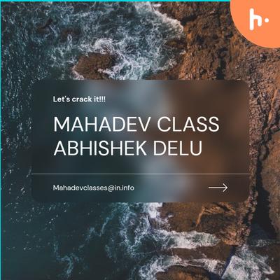 Mahadev classes
