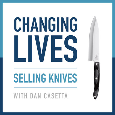 Changing Lives Selling Knives