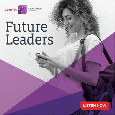 CompTIA Future LeaderCast