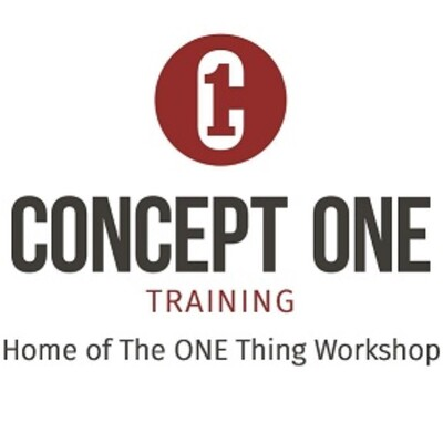 Concept 1 Training: The ONE Thing Workshop