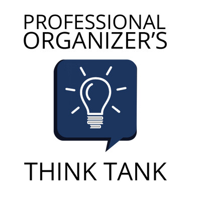 Professional Organizer's Think Tank podcast