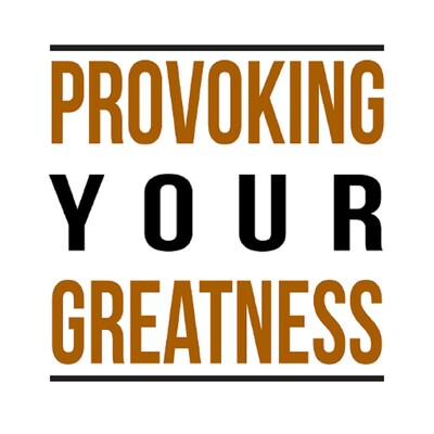 Provoking Your Greatness - Misti Burmeister