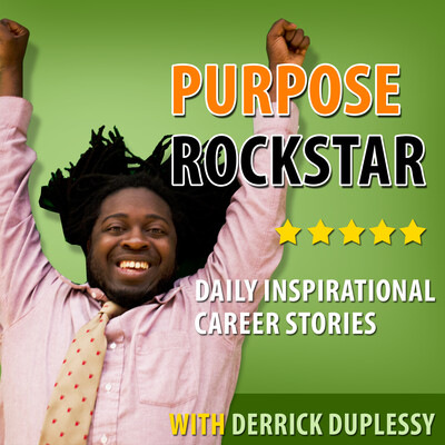 Purpose Rockstar: Daily Career Stories including Grammar Girl and Gretchen Rubin