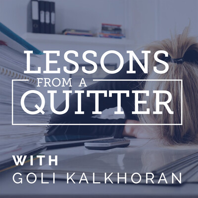 Lessons from a Quitter