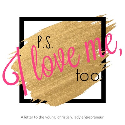P.S. I love me, too.