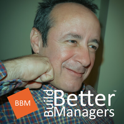 Build Better Managers Podcast