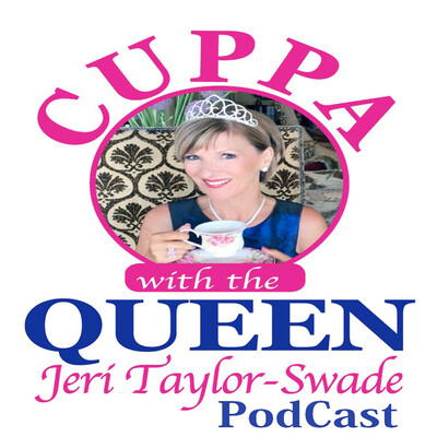 Cuppa with the Queen podcast