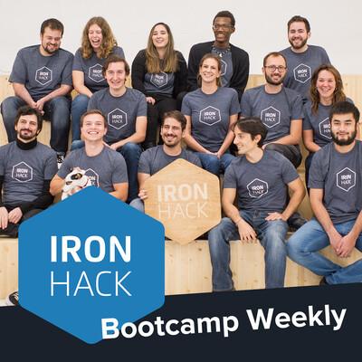 Ironhack's Bootcamp Weekly: Student Stories Week-to-Week