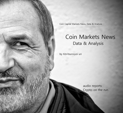 Coin Markets News – Data & Analysis