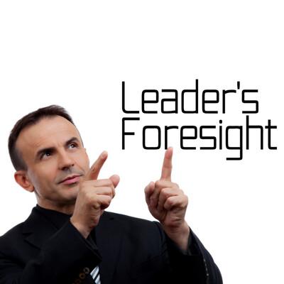 Leader's Foresight   Dr. Pero Mićić