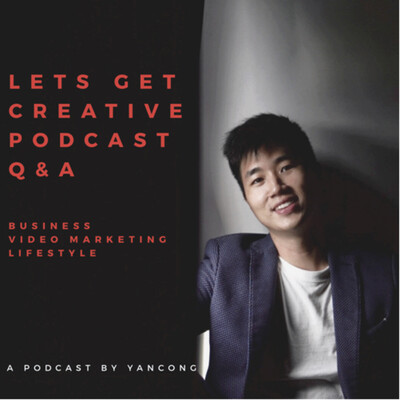 Lets Get Creative podcast