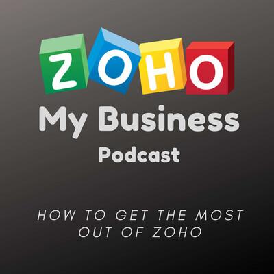 Zoho My Business