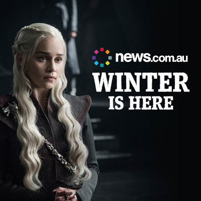 Winter is Here: Game of Thrones