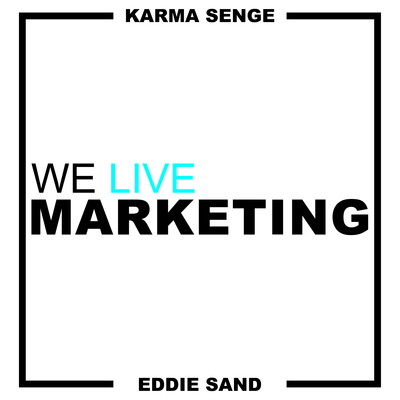 We Live Marketing Show Podcast