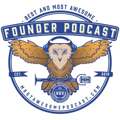 The Most Awesome Founder Podcast