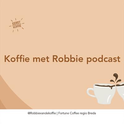 Koffie met Robbie podcast