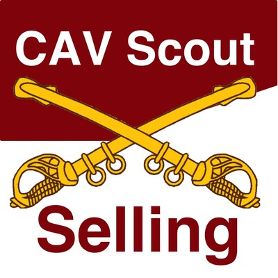 Cav Scout Selling podcast