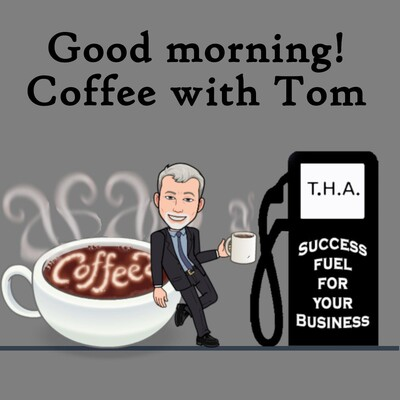 Coffee with Tom