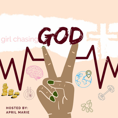Girl chasing God
