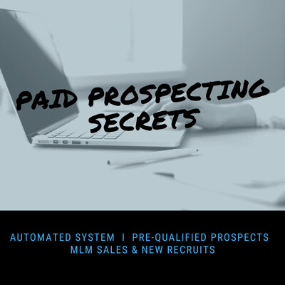 Paid Prospecting Secrets