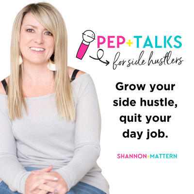 Pep Talks for Side Hustlers