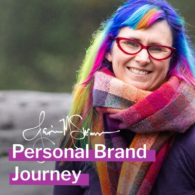 Personal Brand Journey with Jamie M Swanson