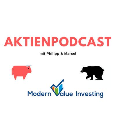 Aktienpodcast mit Philipp & Marcel von Modern Value Investing