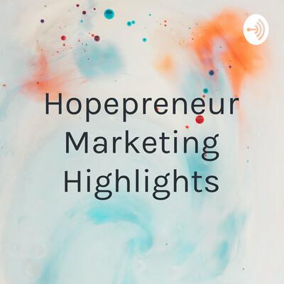 Hopepreneur Highlights - Bobbi Raffin