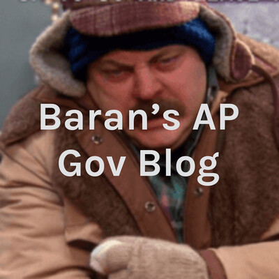 Baran's AP Gov Blog