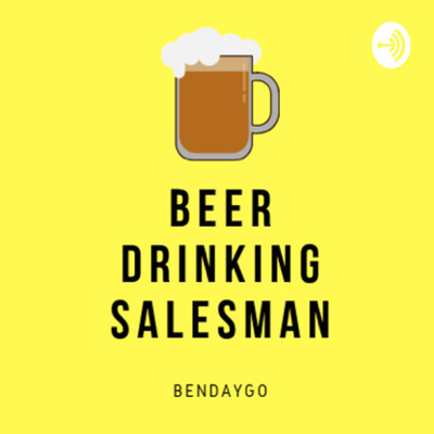 Beer Drinking Salesman