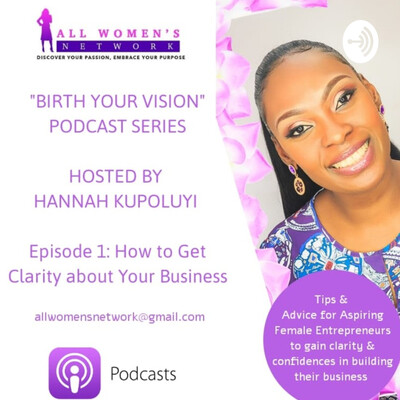 BIRTH YOUR VISION PODCAST SERIES