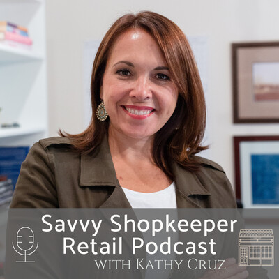 Savvy Shopkeeper Retail Podcast