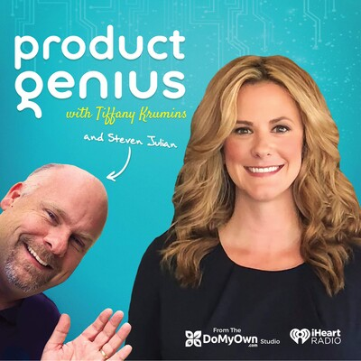 Product Genius with Tiffany Krumins | Shark Tank Winner