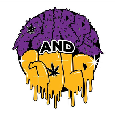 Purps and Gold