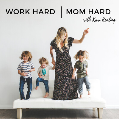 Work Hard Mom Hard