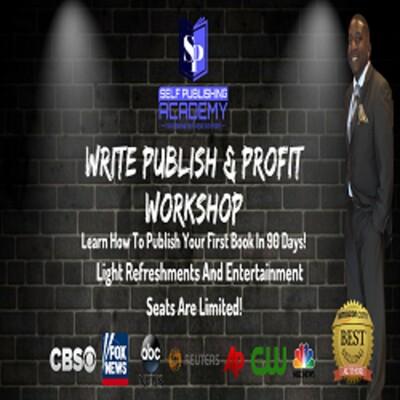 Write Publish & Profit Podcast