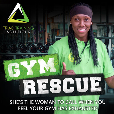 Gym Rescue Podcast
